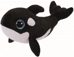 Peluche de Orca de Ty de 15 cm - Los mejores peluches de orcas - Peluches de animales