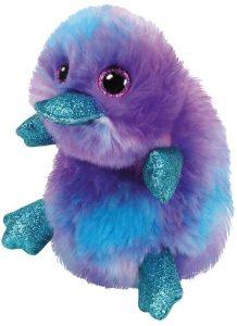 Peluche de Ornitorrinco azul de Ty de 15 cm - Los mejores peluches de ornitorrincos - Peluches de animales