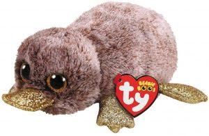 Peluche de Ornitorrinco de Ty de 15 cm - Los mejores peluches de ornitorrincos - Peluches de animales