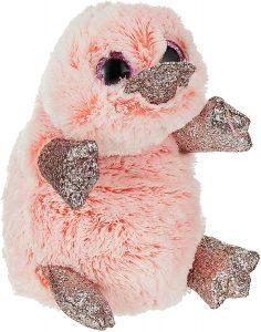 Peluche de Ornitorrinco rosa de Ty de 15 cm - Los mejores peluches de ornitorrincos - Peluches de animales