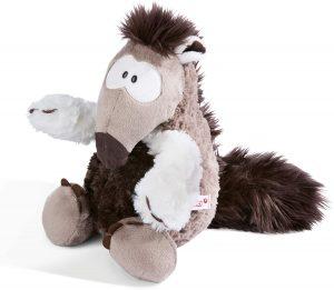 Peluche de Oso Hormiguero de NICI de 20 cm - Los mejores peluches de osos hormigueros - Peluches de animales