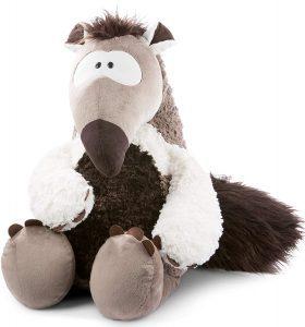 Peluche de Oso Hormiguero de NICI de 70 cm - Los mejores peluches de osos hormigueros - Peluches de animales