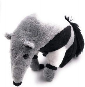 Peluche de Oso Hormiguero de Onwomania de 24 cm - Los mejores peluches de osos hormigueros - Peluches de animales
