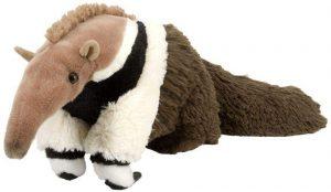 Peluche de Oso Hormiguero de Wild Republic de 30 cm - Los mejores peluches de osos hormigueros - Peluches de animales