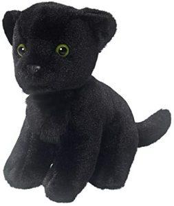 Peluche de Pantera Negra de Carl Dick de 17 cm - Los mejores peluches de panteras - Peluches de animales