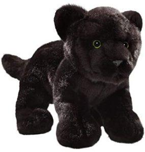 Peluche de Pantera Negra de Carl Dick de 26 cm - Los mejores peluches de panteras - Peluches de animales