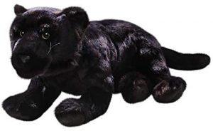 Peluche de Pantera Negra de Carl Dick de 44 cm - Los mejores peluches de panteras - Peluches de animales