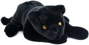 Peluche de Pantera Negra de Histoire d'ours de 35 cm - Los mejores peluches de panteras - Peluches de animales