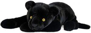 Peluche de Pantera Negra de Histoire d'ours de 60 cm - Los mejores peluches de panteras - Peluches de animales