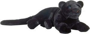Peluche de Pantera Negra de Plush & Company de 50 cm - Los mejores peluches de panteras - Peluches de animales