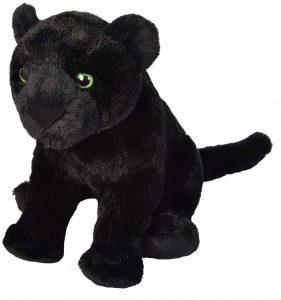 Peluche de Pantera Negra de Wild Republic de 30 cm - Los mejores peluches de panteras - Peluches de animales