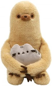 Peluche de Perezoso de GND de 31 cm - Los mejores peluches de perezosos - Peluches de animales