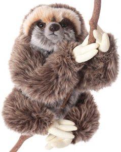 Peluche de Perezoso de INNObeta de 30 cm - Los mejores peluches de perezosos - Peluches de animales