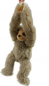Peluche de Perezoso de JuniorToys de 40 cm - Los mejores peluches de perezosos - Peluches de animales