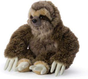 Peluche de Perezoso de WWF de 28 cm - Los mejores peluches de perezosos - Peluches de animales
