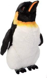 Peluche de Pingüino Emperador de Wild Republic de 30 cm - Los mejores peluches de pingüinos - Peluches de animales