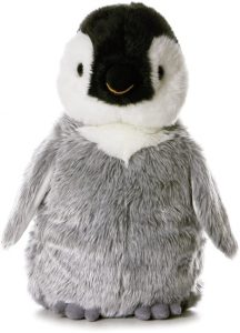 Peluche de Pinguino de Floppies de 30 cm - Los mejores peluches de pinguinos - Peluches de animales
