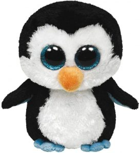 Peluche de Pinguino de Ty Beanie Boos de 41 cm - Los mejores peluches de pinguinos - Peluches de animales