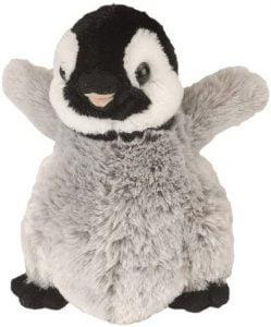 Peluche de Pingüino de Wild Republic de 17 cm - Los mejores peluches de pingüinos - Peluches de animales
