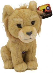Peluche de Simba Live Action del Rey león de Disney de 20 cm - Los mejores peluches del Rey León - Peluches de Disney