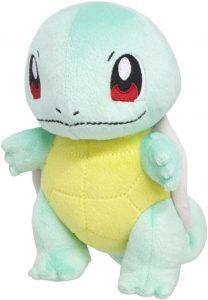 Peluche de Squirtle de Pokemon de Sanei de 15 cm - Los mejores peluches de Squirtle - Peluches de Pokemon