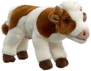 Peluche de Toro de Carl Dick de 15 cm - Los mejores peluches de toros - Peluches de animales