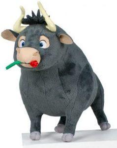 Peluche de Toro de Ferdinand de 30 cm - Los mejores peluches de toros - Peluches de animales