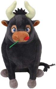Peluche de Toro de Ferdinand de TY de 15 cm - Los mejores peluches de toros - Peluches de animales