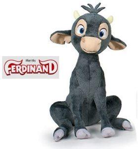 Peluche de Toro de Ferdinand joven de 30 cm - Los mejores peluches de toros - Peluches de animales