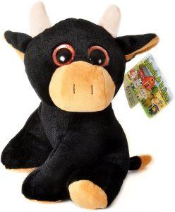 Peluche de Toro de Ty de 26 cm - Los mejores peluches de toros - Peluches de animales