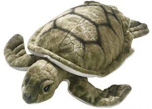 Peluche de Tortuga de Carl Dick de 31 cm - Los mejores peluches de tortugas - Peluches de animales