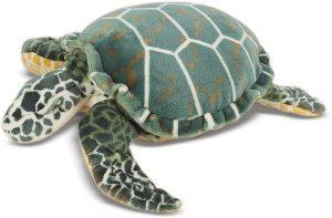 Peluche de Tortuga de Melissa & Doug de 60 cm - Los mejores peluches de tortugas - Peluches de animales