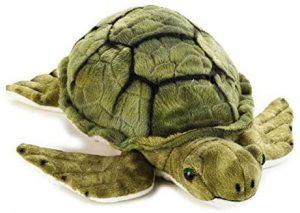 Peluche de Tortuga de National Geographic de 30 cm - Los mejores peluches de tortugas - Peluches de animales