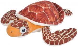 Peluche de Tortuga de Wild Republic 2 de 20 cm - Los mejores peluches de tortugas - Peluches de animales