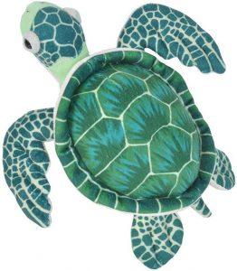 Peluche de Tortuga de Wild Republic de 20 cm - Los mejores peluches de tortugas - Peluches de animales