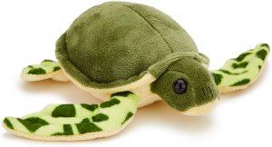 Peluche de Tortuga de Zappi Co de 15 cm - Los mejores peluches de tortugas - Peluches de animales