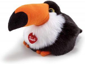 Peluche de Tucan de Trudi de 15 cm - Los mejores peluches de tucanes - Peluches de animales