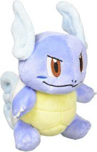 Peluche de Wartortle de Pokemon de Feel de 20 cm - Los mejores peluches de Squirtle - Peluches de Pokemon