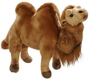 Peluche de camello de Carl Dick de 26 cm - Los mejores peluches de camellos - Peluches de animales