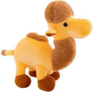 Peluche de camello de Toyvian de 26 cm - Los mejores peluches de camellos - Peluches de animales