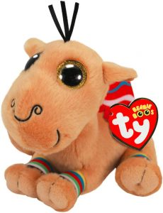 Peluche de camello de Ty de 15 cm - Los mejores peluches de camellos - Peluches de animales