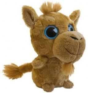 Peluche de camello de Yoo Hoo de 13 cm - Los mejores peluches de camellos - Peluches de animales