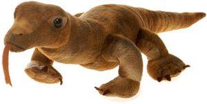 Peluche de dragón de komodo de Fiesta de 53 cm - Los mejores peluches de dragones de Komodo - Peluches de animales