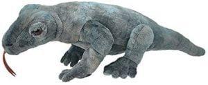 Peluche de dragón de komodo de Wild Planet de 50 cm - Los mejores peluches de dragones de Komodo - Peluches de animales