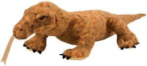 Peluche de dragón de komodo de Wild Republic de 30 cm 2 - Los mejores peluches de dragones de Komodo - Peluches de animales