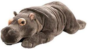 Peluche de hipopótamo de Carl Dick de 42 cm - Los mejores peluches de hipopótamos - Peluches de animales