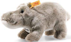 Peluche de hipopótamo de Steiff - Los mejores muñecos de hipopótamos