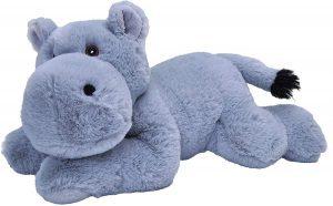 Peluche de hipopótamo de Wild Republic de 33 cm - Los mejores muñecos de hipopótamos