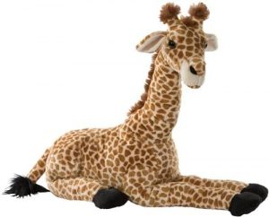 Peluche de jirafa de Heunec de 40 cm - Los mejores peluches de jirafas - Peluches de animales