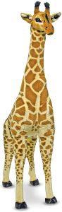 Peluche de jirafa de Melissa & Doug de 120 cm - Los mejores peluches de jirafas - Peluches de animales